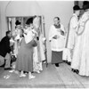 Maundy Thursday Blessing, 1959