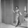 Opera Fashions, 1957