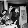 Theta Sigma Phi luncheon, 1953