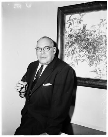 Engelhard at Town House, 1957