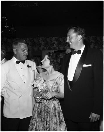 Talbert's Thirty-fifth wedding anniversary, 1958