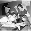 Pasadena Girls Club, 1958