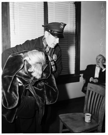 Princess Jewels robbery, 1952