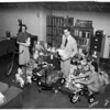 Civil Service Christmas, 1955