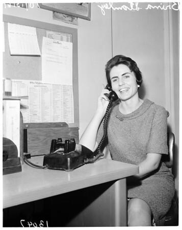 Dial-iticion, 1961
