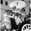 Alpha Phi, 1958