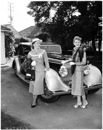 Las Patroncitas Guild, 1958