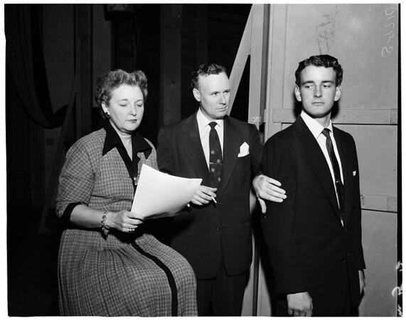 Nine O'Clock Players, 1953