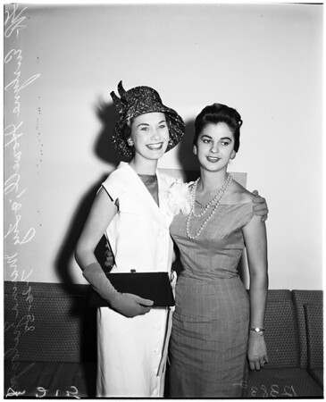 Miss Universe (day after), 1958