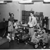 Civil Service Christmas, 1955
