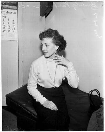 Parker annulment, 1955