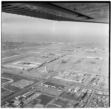 The new International Airport, 1961