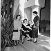 Whittier Women's Club, 1953