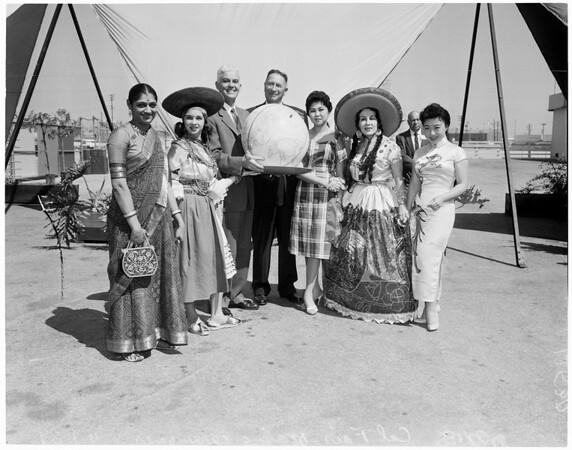 California trade fair, 1959