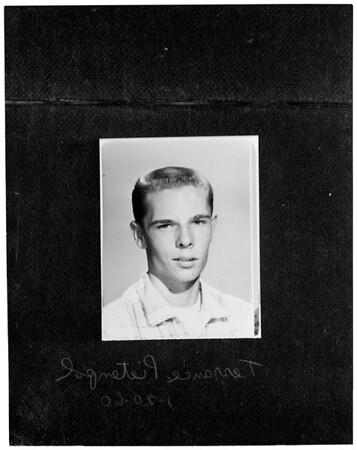Merchant Marine appointees, 1960