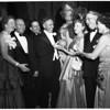 Jack O'Lantern Ball, Cocoanut Grove, 1952