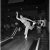 Bowling -- National All Star Champion, 1958