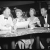 Perino's before opera, 1958