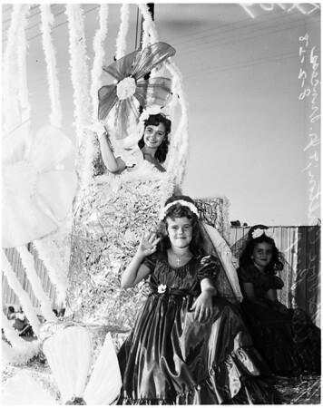 La Ballona Fiesta (Culver City), 1958