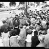 Nixon at church (Immanuel Presbyterian), 1961