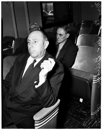 Blevins Inquest, 1957