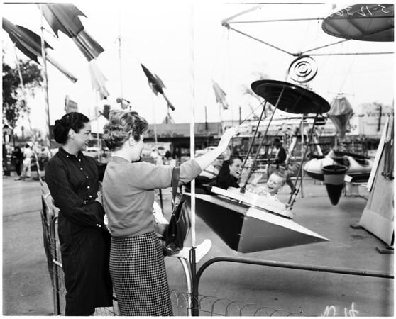 Lourdes Guild, 1958