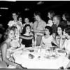 Miss Universe contest (Gals at 20th Century Fox Studios), 1958