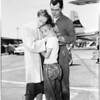 Stowaway trip by plane to Seattle, 1958