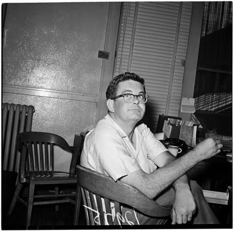 Morton murder, 1961
