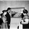 Churchill's paintings, 1958