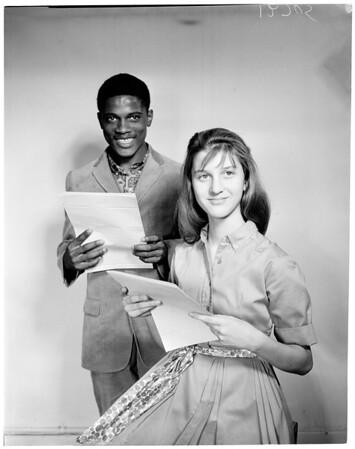 Bill of Rights essay winners, 1960
