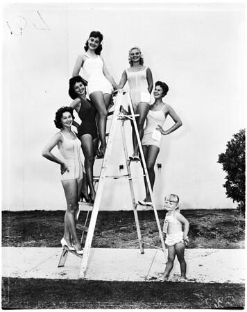 La Ballona days at Culver City, 1958