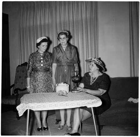 Women of Orange, 1961