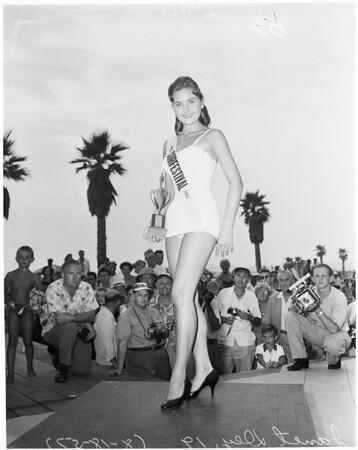Venice Surfestival (Miss Surfestival), 1957