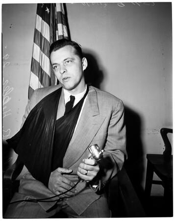 Lewis inquest, 1952