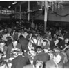 Christmas at Union Rescue Mission, 1955