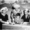 Las Damas, 1958