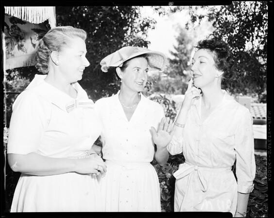 Boys Auxiliary Club, 1958