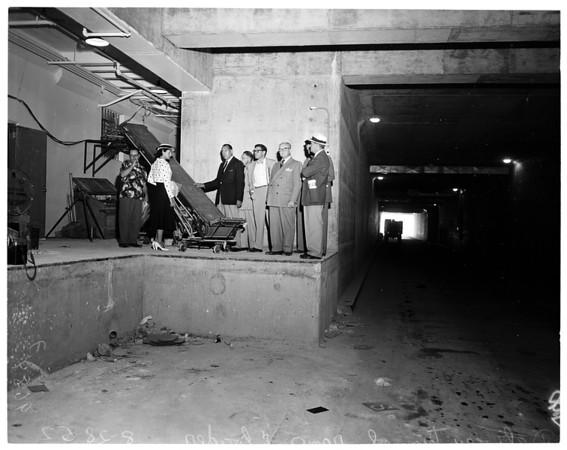 Lakewood Shopping Center, 1952