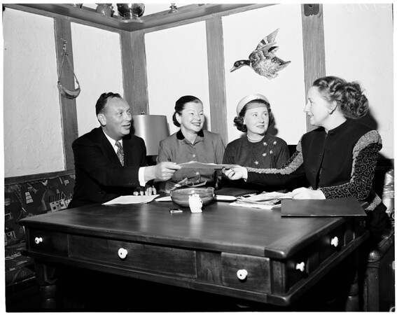 Child Guidance Clinic, 1953