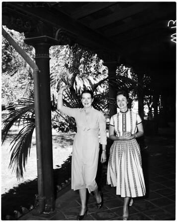 Hostess Guild Children Home Society, 1958