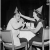 Los Angeles Athletic Club Halloween Party, 1957