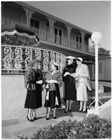 Good Shepherd Guild, 1953