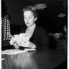 Korean money pays fine, 1952