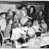Jordan students, 1958