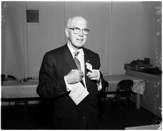 Methodist convention, 1958