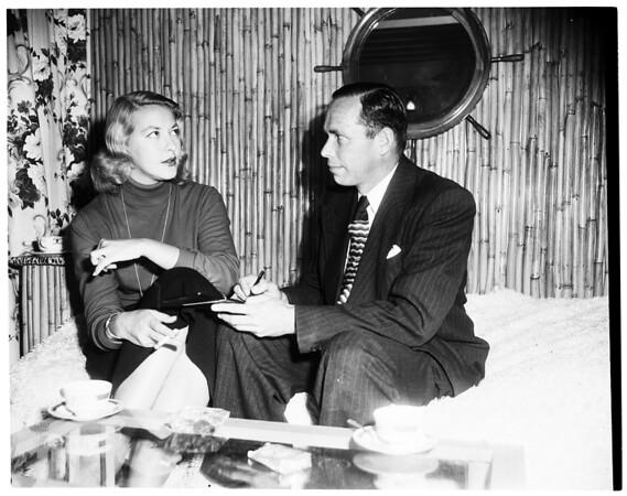 Princess Radziwill burglary, 1952