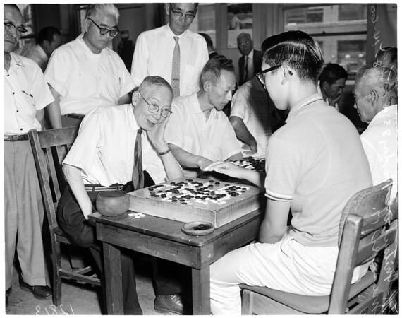 Nisei Week events, 1960