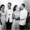 Directors ball, 1958