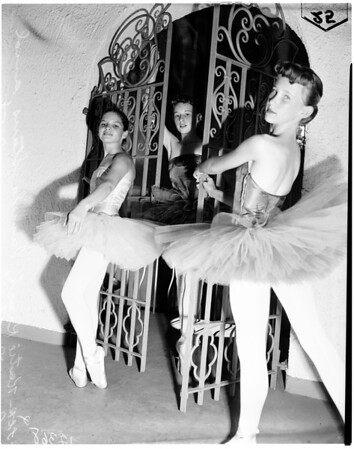 Child ballet, 1958